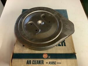 NOS 75 76 77 Chevy Vega Monza Starfire Air Cleaner Filter 140 8995350 A595C OEM