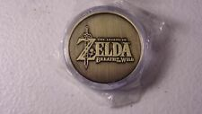 Legend of Zelda Breath of the Wild Collectible Coin E3 2016 Exclusive!!