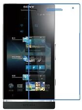 5Pcs High Clear LCD Screen Film Protector Cover For Sony Xperia S LT26i