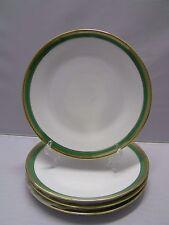 Richard Ginori PALERMO GREEN Bread & Butter Plates / Set of 4