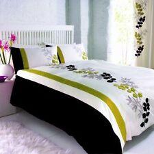 Rideaux et cantonnières vertes modernes en polyester pour la maison