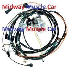 hei engine wiring harness v8 72 chevy chevelle el camino 307 350 400 402  454 (fits: 1972 chevrolet el camino)