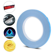 8mm x 25m Double Side Adhesive Thermal Conductive Silicone Tape for Heatsink GPU
