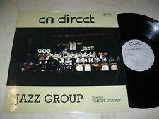 Jazz group en direct Corelia LABEL * MINT *