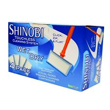 Shinobi Touchless Cleaning System Dual-Sided Window Cleaning Cartridges Refills