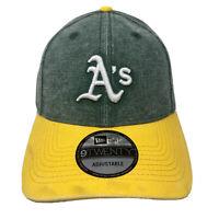 New Era OAKLAND ATHLETICS 9Twenty 920 Adjustable Strapback Hat Cap