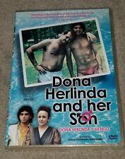 Dona Herlinda and Her Son DVD Dona Herlinda y su Hijo, Vanguard
