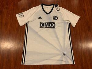 2019 Adidas Men's Philadelphia Union Away Soccer Jersey XL Extra Large US MLS