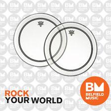 """Remo P3-1320-C2 Powerstroke 3 PS3 20"""" Inch Clear Bass Skin Drum Head - Belfield"""