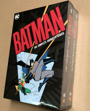 Batman:The Complete Animated Series (12 DVD DISC) Box Set New Sealed