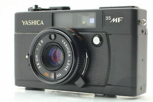 [Exc+3] Yashica 35 MF Film Point & Shoot Camera w/ 38mm f2.8 lens from JAPAN DHL
