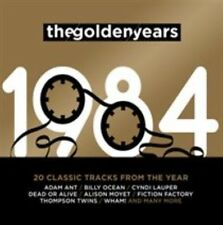 The Golden Years - 1984 Various Artists Audio CD