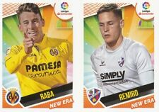 13 RABA VILLARREAL.CF # REMIRO SD.HUESCA NEW ERA CROMO STICKER LIGA 2019 PANINI