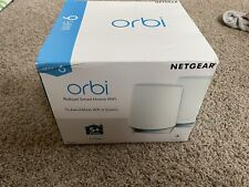 NETGEAR Orbi AX4200 Mbps 4 Port 10/100/1000 Mbps Wireless Router Only WiF 6 Mesh