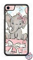 Cute Dumbo Elephant Present Phone Case Cover for iPhone Samsung Google LG etc.