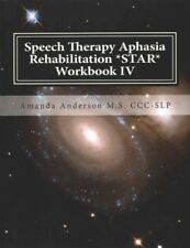 Speech Therapy Aphasia Rehabilitation Star IV : Activities of Daily Living (A...