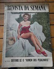 Revista da semana 1950