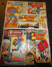 Action Comics #410 - #414 (five issue lot)