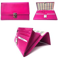 Golunski Stylish Organiser High Quality Leather Travel Wallet Passport Holder.
