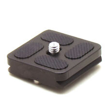 PU-40 Quick Release Plate For J1 N1 Tripod Ball Head Arca Swiss Accessory