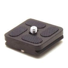 PU-40 Quick Release Plate For J1 N1 Tripod Ball-Head Arca Swiss Accessory