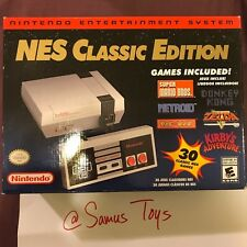 Nintendo NES Classic Edition Mini Console - 100% AUTHENTIC BRAND NEW! FAST SHIP!
