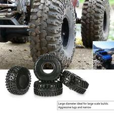 "NEW 4Pcs Austar 2.2"" 125mm 1/10 Scale Tires for 1/10 RC4WD D90 RC Rock Crawler"
