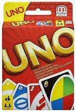 UNO Mini Card Game Official Licensed Mattel Product 2 to 10 Players Complete NEW