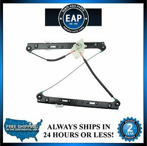 For 2004-2010 BMW X3 Front Right Window Regulator w/o motor (51333448250) NEW