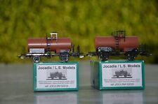 rare jocadis/ L.S.Models wagon citerne SNCB/NMBS Engrais Rosier de Louvain