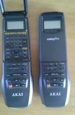 AKAI VCR Video Remote Control RC-X521 RC-X524 RC-X667 RC-X511 RC-W574 RC-X RC-W