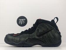 "af4b4c61777 Men s Nike Air Foamposite Pro ""Sequoia"" Size-11 Green Black Orange 624041  304"