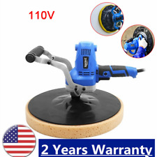 Electric Cement Concrete Mortar Trowel Wall Smoothing Polishing Machine 110V NEW