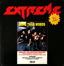 "Extreme - More Than Words (12"") (Collector's Edition) (EX-/G-VG)"