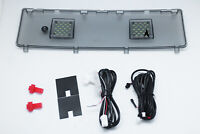 Rear Trunk Boot LED White Tail Gate lights Luggage Lamps For 13-18 Toyota RAV4