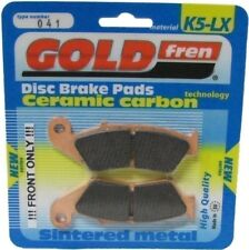 Honda XLR 250 R6 (MD22) (Jap Import) 1994 ( CC) - Brake Disc Pads Front Goldfren