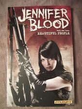 Jennifer Blood Vol 2 Beautiful People Tpb Ewing/Baal Nm
