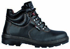 e20300791ac Cofra Safety Shoes S3 Paride 42 Type High Black Work Puncture Proof