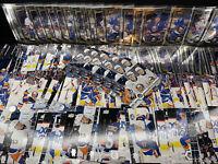 New York Islanders 140 Card Base Lot Barzal Upper Deck OPC Platinum