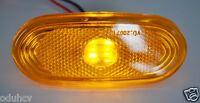 Una 12V Led Intermitente Lateral Naranja Ámbar Luz para Volkswagen Crafter Oem