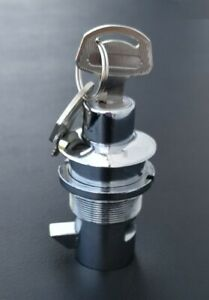 Pulsante cofano baule Fiat 1200-1500-1600 + varie - Trunk lid button