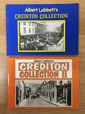 Albert Labbett's Crediton Collection I & II (Paperback) **BOTH SIGNED**