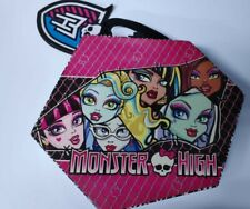 Monster High - Ghouls Rule Hexangular Cosmetic Case - NUEVO
