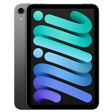 Apple iPad Mini 6. Gen (2021) 8,3 Zoll, 64GB, WiFi, Grau MK7M3FD/A