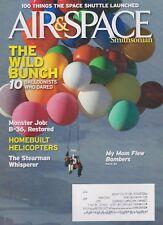 Air & Space Magazine (Aug 2010) (Adventure Balloons, WAPS, DC-X, Space Shuttle)