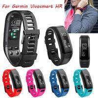 For Garmin Vivosmart HR Replacement Silicone Smart Watch Strap Band WristBand