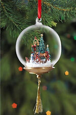 Breyer 700414 First Holiday Glass Globe Ornament (Modellpferd)