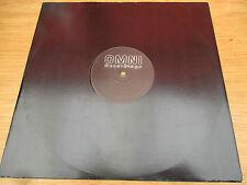"Val & Des –Jack Knife Vinyl 12"" UK1999 Electronic Trance Omni Recordings BASH 35"