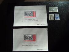 ANDORRA (francés) - 5 sellos n (Z12) stamp