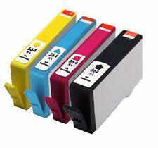 4-PK/Pack 564XL Ink Cartridge for HP Photosmart 5510 5514 5515 5520 7520 7525